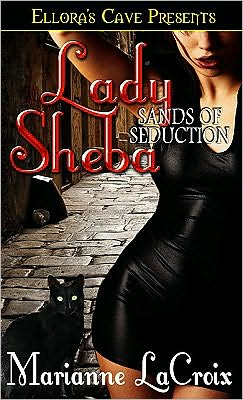 Lady Sheba (Sands of Seduction, Book One)