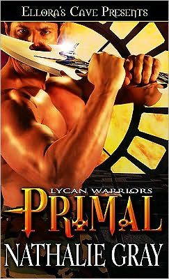 Primal (Lycan Warriors, Book Two)