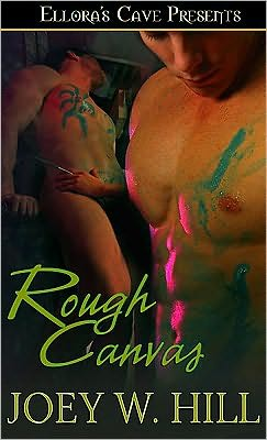 Rough Canvas (Nature of Desire Series #6)