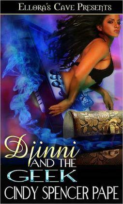 Djinni and the Geek (Geek Love, Book Two)
