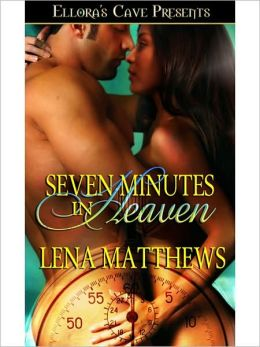 Seven Minutes in Heaven (Naughty Games, Book One)