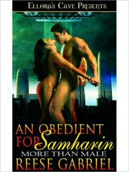 An Obedient for Samharin (More Than Male, Book Seven)