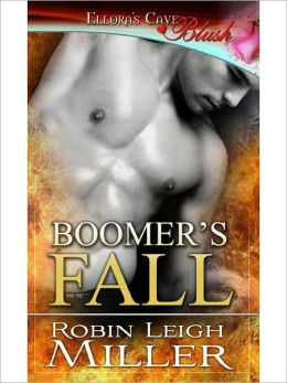 Boomer's Fall (Agent of Mercy, Book Two)