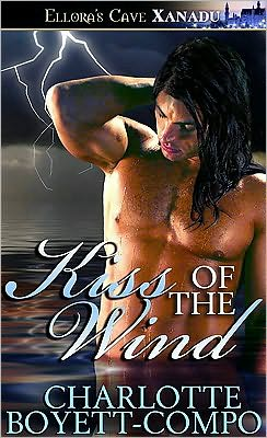 Kiss of the Wind (WindWorld Series)