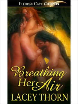 Breathing Her Air (Island Guardians, Book Four)