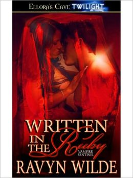 Written in the Ruby (Vampire Sentinel, Book Two)