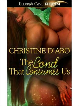 The Bond That Consumes Us (Eternal Bonds, Book Three)