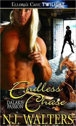 Endless Chase (Dalakis Passion, Book Five)