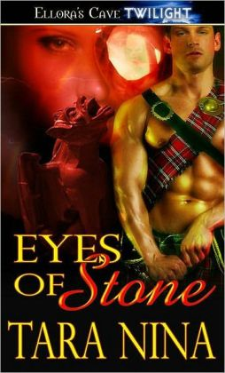 Eyes of Stone (Cursed Mackinnons, Book Two)