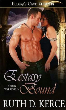 Ecstasy Bound (Xylon Warriors, Book Four)