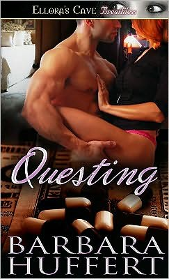 Questing (Cosmis Connections, Book One)