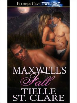 Maxwell's Fall (Wolf's Heritage, Book Three)