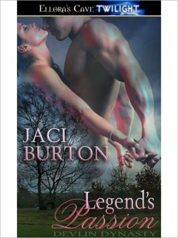 Legend's Passion (Devlin Dynasty Series)