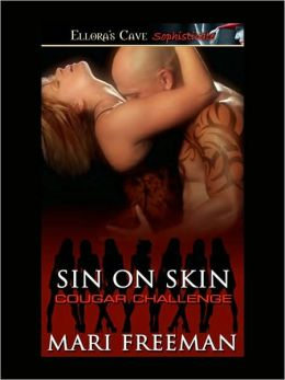 Sin on Skin (Cougar Challenge, Book Six)