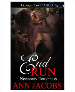 End Run (Necessary Roughness, Book Two)