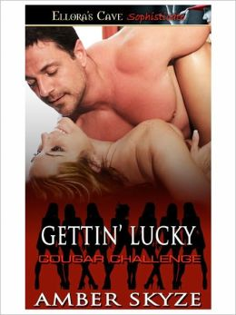 Getting' Lucky (Cougar Challenge)