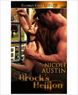 Brock's Hellion (Corralled Series #4)