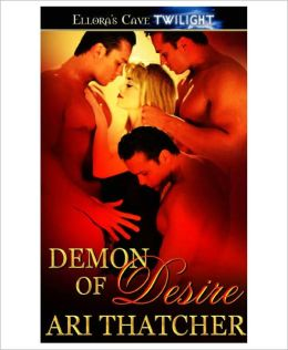 Demon of Desire (Whispering Valley, Book One)