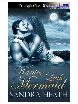 Wanton Little Mermaid