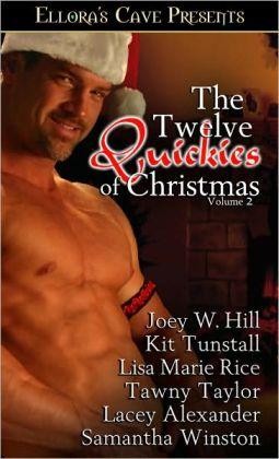 The Twelve Quickies of Christmas Volume 2