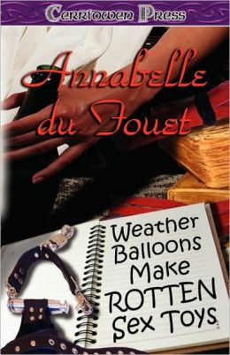 Weather Balloons Make Rotten Sex Toys