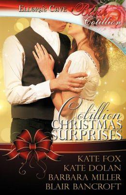 Cotillion Christmas Surprises