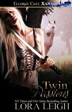 Twin Passions (Wizard Twins Series #3)