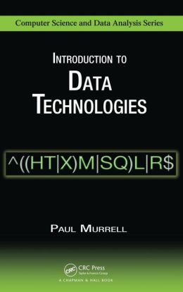 Introduction To Data Technologies For Science
