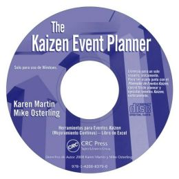 The Kaizen Event Planner: Achieving Rapid Improvement in Office, Service, and Technical Environments - Spanish CD ROM