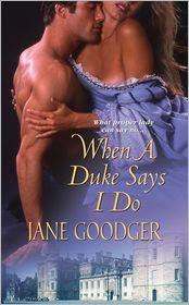 When A Duke Says I Do