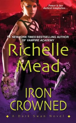 Iron Crowned (Dark Swan Series #3)