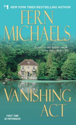 Vanishing Act (Sisterhood Series #15)