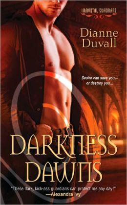 Darkness Dawns (Immortal Guardians Series #1)
