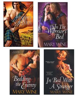 Improper Seduction Bundle: In the Warrior's Bed/Bedding the Enemy/In Bed with a Stranger