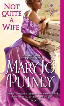 Not Quite a Wife (Lost Lords Series #6)