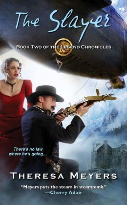 The Slayer (Legend Chronicles #2)