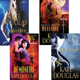 Kate Douglas DemonSlayer Bundle: Demonfire, Hellfire, Starfire & Crystal Fire