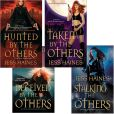 Book Cover Image. Title: Jess Haines Bundle:  Hunted By The Others, Taken By The Others, Deceived By The Others, Stalking The Others, Author: Jess Haines