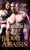 Book Cover Image. Title: Blood Assassin, Author: Alexandra Ivy
