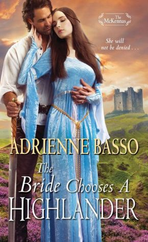 Book The Bride Chooses a Highlander