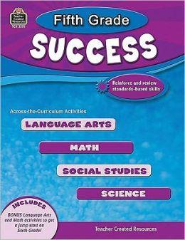 Fifth Grade Success