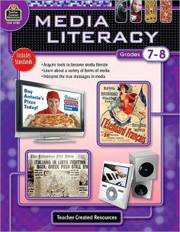 Media Literacy, Grades 7-8