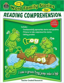 Word Family Stories for Reading Comprehension Grades 1-2