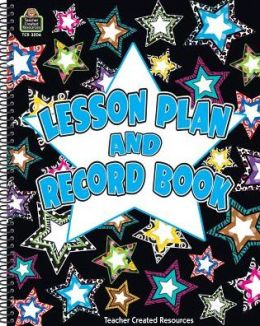Fancy Stars Lesson Plan and Record Book