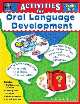 Activities for Oral Language Development K-2