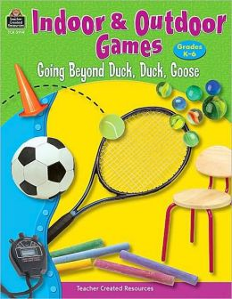 Going Beyond Duck, Duck Goose and Other Games