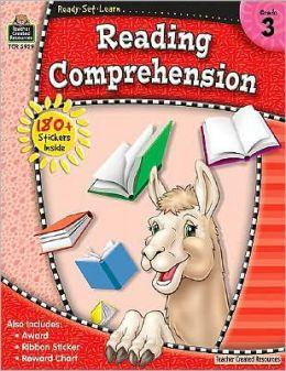 Reading Comprehension: Grade 3