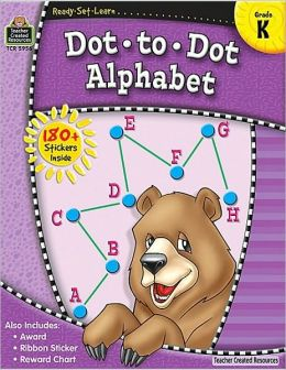 Dot to Dot Alphabet (Grade K)