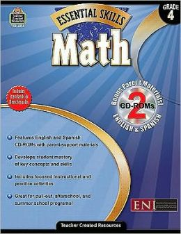 Essential Skills: Math (Grade 4)