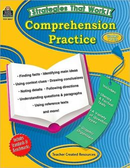 Strategies That Work!: Comprehension Practice Grade 7